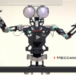 Iconic metal toy Meccano goes robotic